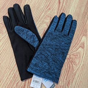 Time And Tru Tech Touch Fleece Lined Gloves